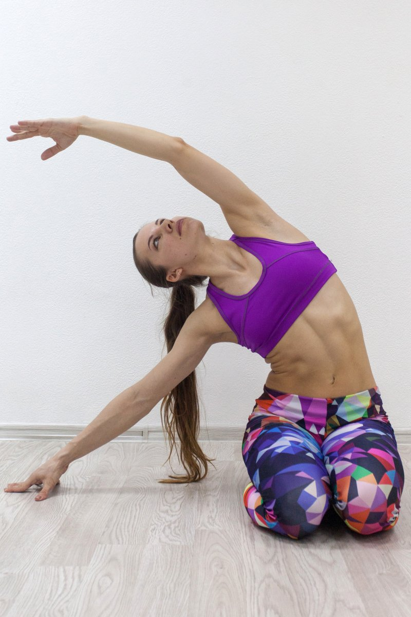 Whole body express stretch
